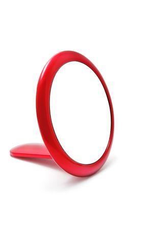 Red mirror Stock Photo - 6624261