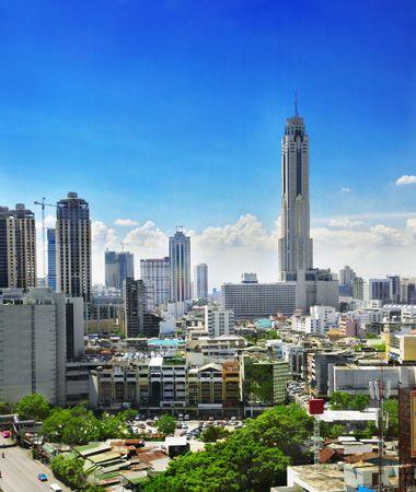 bangkok landmark: Bangkok