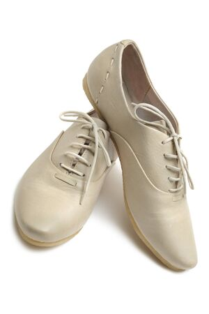 Shoes isolated on white background Stock Photo - 7964919