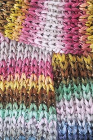 Wool scarf photo