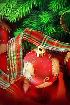 Christmas balls Stock Photo - 11263577