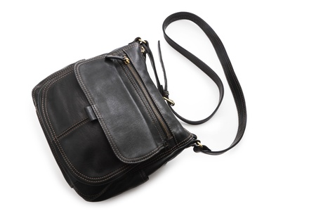 Handbag isolated on white background Stock Photo - 13969075