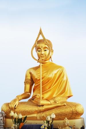 Golden Buddha Stock Photo - 18248052