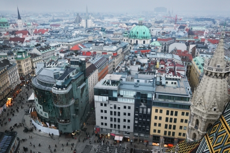 Vienna Stock Photo - 18962867