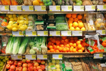 Obst und Gem?se