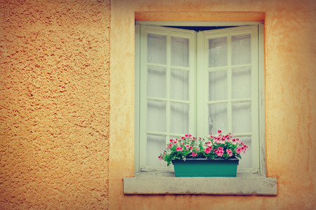 windowpanes: Window Stock Photo