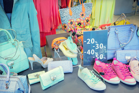 Fashion store photo