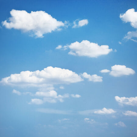 cloud formation: Clouds Stock Photo