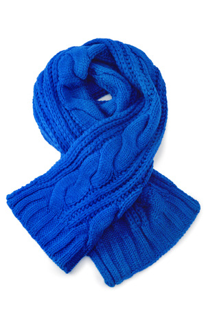 fringes: Wool scarf
