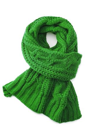 fringes: Wool scarf
