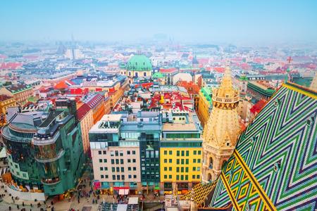 Vienna 写真素材