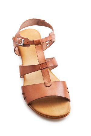 sandal: Sandalia  Foto de archivo