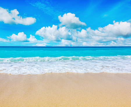 Beach Archivio Fotografico