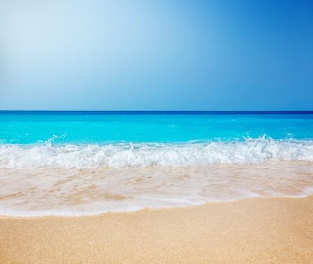 Beach Stockfoto