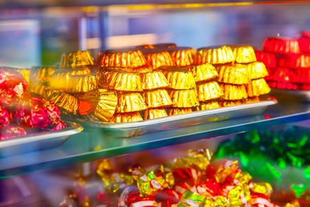 sugarcoat: Candies Stock Photo