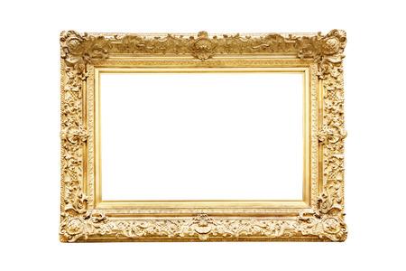 marcos cuadros: Golden marco