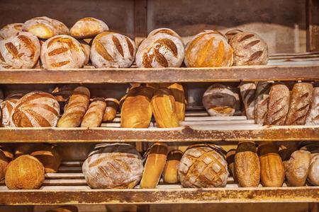 Bread Reklamní fotografie - 44951099