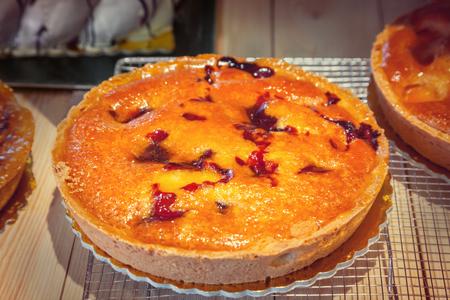 bakery store: Fruit pie