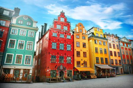 Stortorget place dans Gamla stan, Stockholm