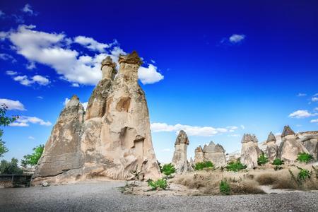 cappadocia: Cappadocia Stock Photo