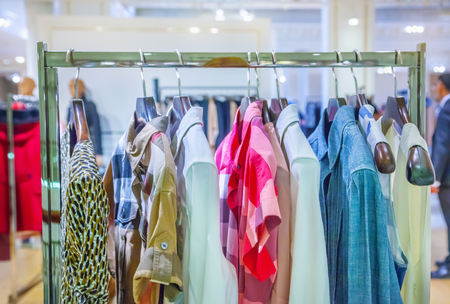 8f9e085cc58 Hanging Clothes Stock Photos. Royalty Free Hanging Clothes Images