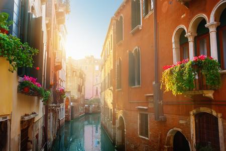 italy street: Venice