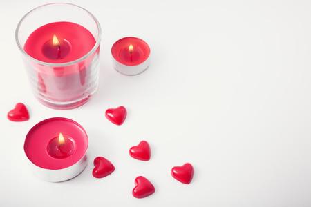 candela: Cuori e candele