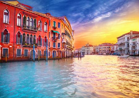 Venetië Stockfoto - 51758555