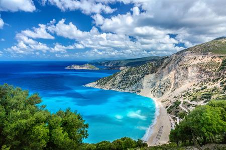 ionian: Myrtos beach, Kefalonia, Greece