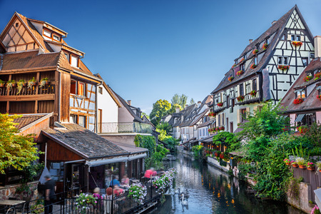 Town of Colmar Stock Photo - 67035579