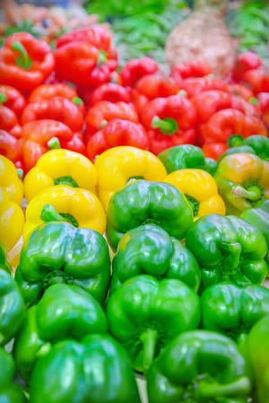 pimientos: Bell peppers