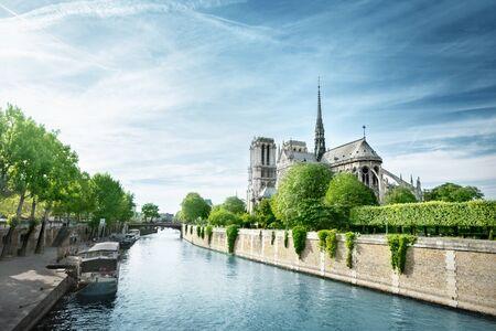 dome of the rock: Notre Dame de Paris