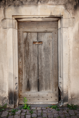 old doors: Door