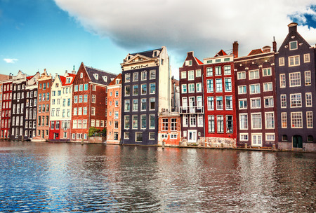 Houses in Amsterdam
