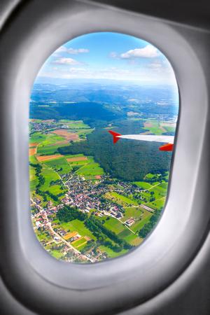 Window of an aircraft