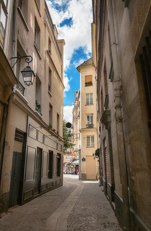 Street in Paris Reklamní fotografie