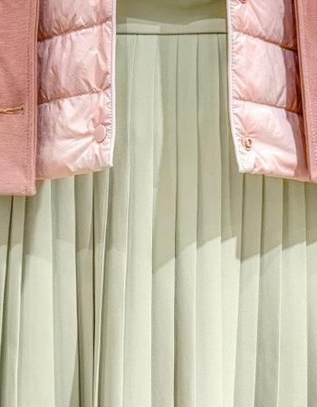Detail of a fashion outfit Zdjęcie Seryjne