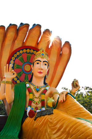 A Beautiful Buddha,Nakhonratchasima-Thailand Stock Photo - 8930018