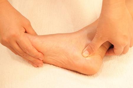 massage pied: massage r�flexologie plantaire, soin spa pieds, Tha�lande