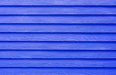 blue synthetic wood texture for background photo