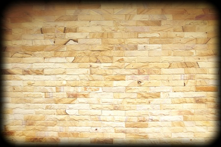 brick wall texture for background photo