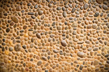 piso piedra: Textura de la pared de piedra de fondo Foto de archivo