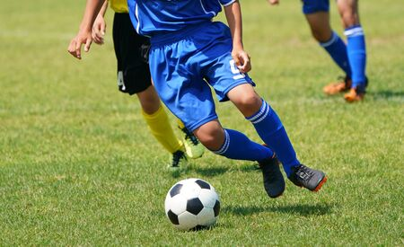 football soccer Stok Fotoğraf