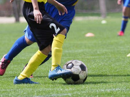 football game in hokkaido japan Imagens