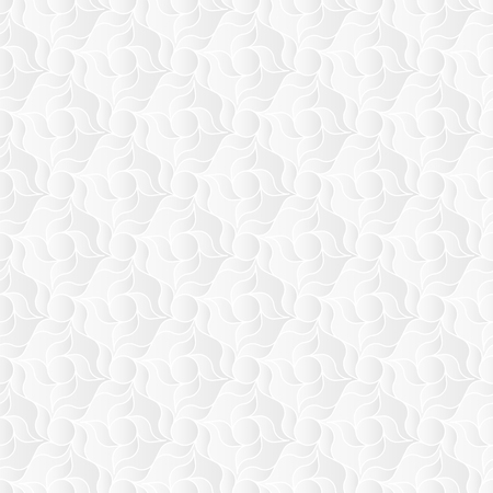 seamlessly: Neutral White Arabesque Texture