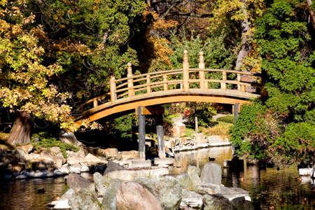 japanesse: Bridge Stock Photo
