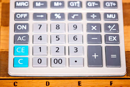 Calculator Stock Photo - 3671078