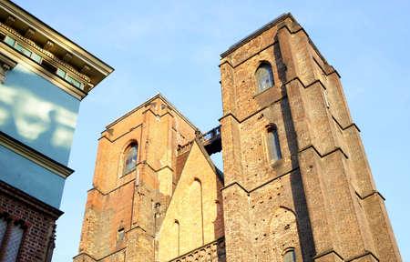 dolnoslaskie: Church in Wroclaw, Poland