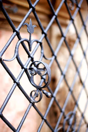 Old fence Stock Photo - 4163826
