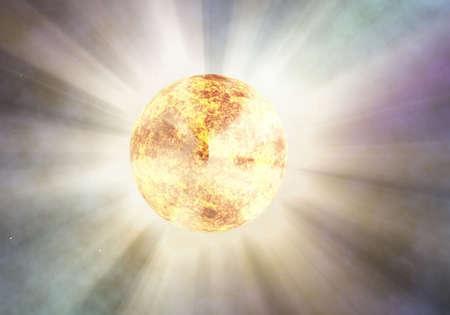 Supernova Stock Photo - 4299113